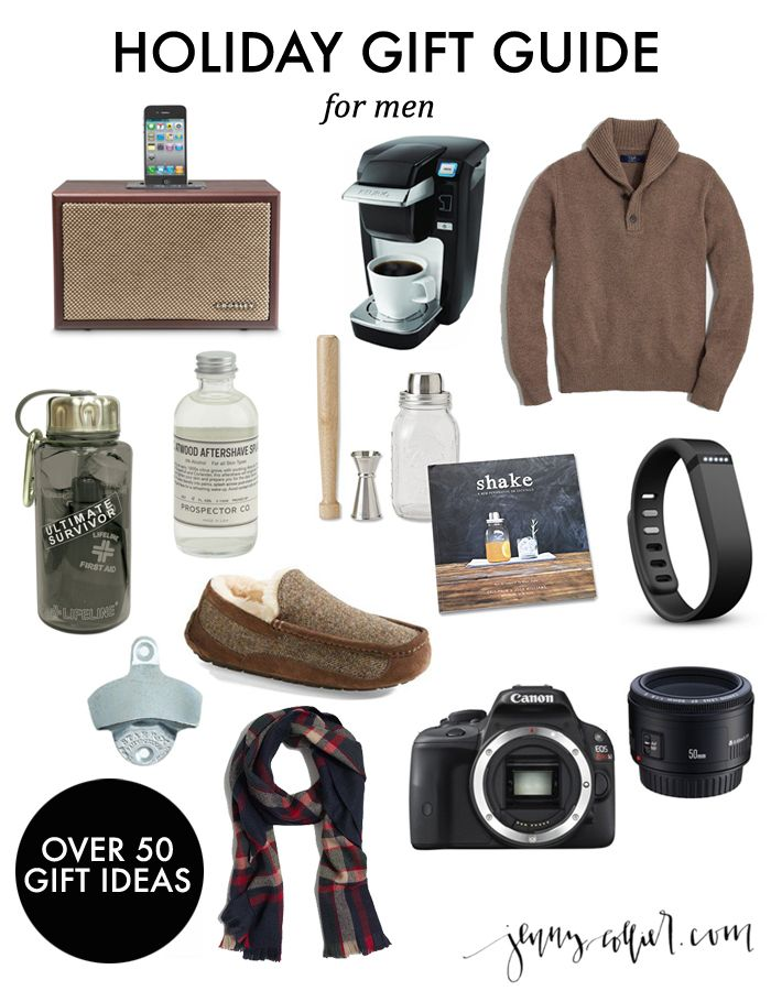 HOLIDAY GIFT GUIDE FOR MEN – THE BOSS MANN MAGAZINE